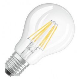 Лампа LEDSCLA75 8W/827 230V FIL E27 FS1 OSRAM