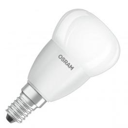 Лампа LS CLP 40 5W/840 (=40W) 220-240V FR E14 470lm 240 град. 15000h шарик OSRAM LED