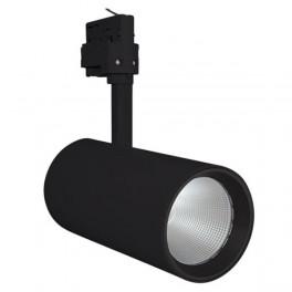 TRACK SP D95 55W/4000K 90RA NFL 24' 4200lm BLACK - трековый LED свет-к 3ф. LEDVANCE
