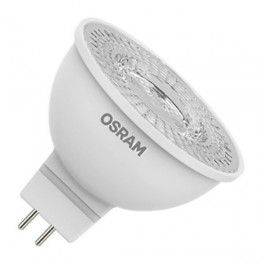 Лампа LS MR16 60 110 град. 5,2W/830 220-240V GU5.3 350lm d50x41 - LED OSRAM
