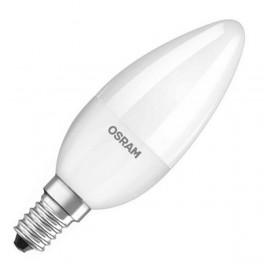 Лампа LS CLB 60 6.5W/840 220-240V FR E14 550lm 240* 15000h свеча OSRAM LED