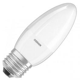 Лампа LS CLB 60 6.5W/840 220-240V FR E27 550lm 240* 15000h свеча OSRAM LED