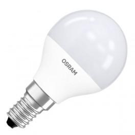 Лампа LS CLP 60 6.5W/830 (=60W) 220-240V FR E14 550lm 240* 15000h шарик OSRAM LED