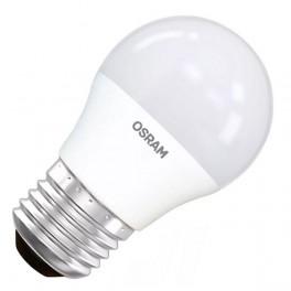Лампа LS CLP 60 6.5W/840 (=60W) 220-240V FR E27 550lm 240* 15000h шарик OSRAM LED