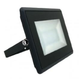 FLOODLIGHT 20W/1300/3000K BLACK IP65 1300Лм LEDV - LED прожектор OSRAM