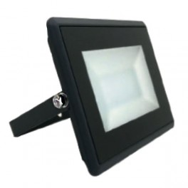 FLOODLIGHT 50W/3600/6500K BLACK IP65 3600Лм LEDV - LED прожектор OSRAM