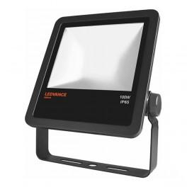 FLOODLIGHT LED 100W/6500K BLACK IP65 10 000Лм LEDV - LED прожектор OSRAM