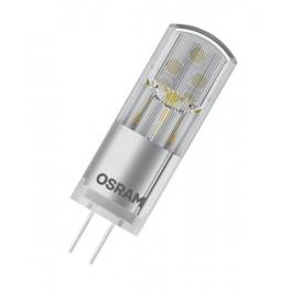 Лампа new LEDPPIN 30 2.4W/827 12V G4 FR 300Lm d14x36 OSRAM