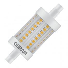 Лампа LEDPLI 78 7W/827 806lm 230V R7S FS1 OSRAM 78*29 мм