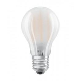 Лампа PARATHOM CLAS A 60 7W/827 230V FIL E27 806lm d60x110 - матовая