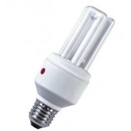 Лампа DULUX EL SENSOR 15W/41-827 220-240V E27 (с ЭПРА и фотодиодом)