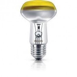 Лампа NR63 YE 40W E27 230V (желтый) (PH)