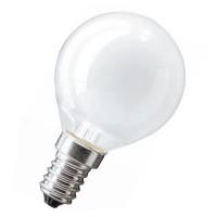 Лампы накаливания CLASSIC P СФЕРА ПРОЗРАЧНАЯ И МАТОВАЯ E14 E27