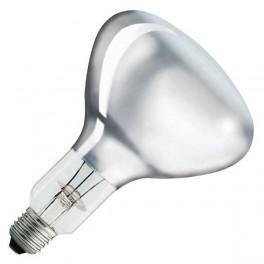 Лампа PHILIPS IR375CH R125 E27 230-250V d125x181 прозрачная