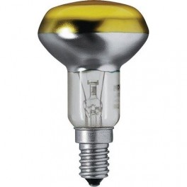 Лампа NR50 YE 40W E14 230V (желтый) (PH)