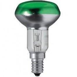 Лампа NR50 GR 40W E14 230V (зеленый) (PH)