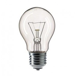 Лампа STANDARD A55 CL 40W 230V E27 d 55 x 98 PHILIPS