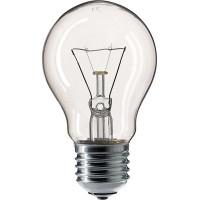 Лампы накаливания CLASSIC A СТАНДАРТНАЯ ПРОЗРАЧНАЯ И МАТОВАЯ E27 E40