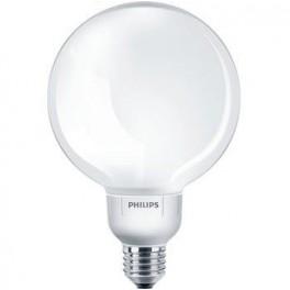 Лампа SOFTONE GLOBE 120 23W 827 E27 230-240V 6000h d 121 x 182 PHILIPS