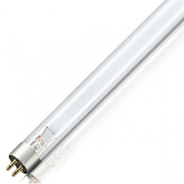 Лампа TUV 6W T5 G5 d16 x 226,3 (бактерицидная)