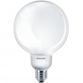 Лампа SOFTONE GLOBE 120 20W/827 E27 230-240V 6000h d 121 x 182 PHILIPS