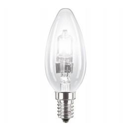 Лампа Halogen 42W (=55W) E14 230V B35 1CT/15 - свеча PHILIPS