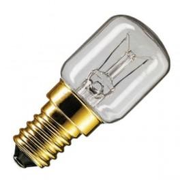 Лампа App 15W E14 230-240V T22 CL OVEN 300 град. d25x57 PHILIPS