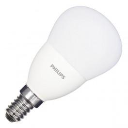Лампа ESS LEDLustre 6.5-60W E14 840 P48 FR 600lm PHILIPS