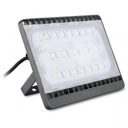 LED BVP161 LED60/NW 70W 220-240V WB 5600lm 4000K 240x201x38 grey - прожектор PHILIPS(ДО-70Вт)