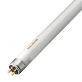 Лампа F 6W/ 33-640 G5 d16x212 280lm холодн белый 4000K SYLVANIA