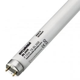Лампа SYLVANIA F 18W/ T8/BL368 G13 Quantum d26x590 355-385nm ловушки насекомых