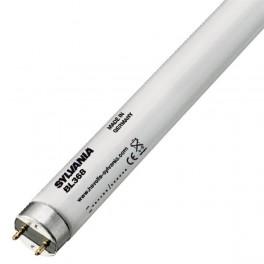 Лампа в пленке SYLVANIA F 20W/T12/BL368 Shater Resistant G13 590mm 355-385nm ловушки