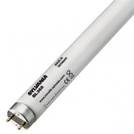Лампа в пленке SYLVANIA F 40W/T12/2ft/BL368 FEP Shater Resistant G13 590mm 355-385nm ловушки