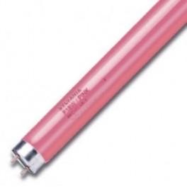 Лампа SYLVANIA F 58W/ PINK G13 100 lm d26x1500 розовый - цветная