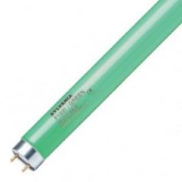Лампа SYLVANIA F 58W/ GREEN G13 4000 lm d26x1500 зеленая - цветная