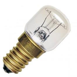 Лампа SYLVANIA 15W 240V E14 Clear (холодильник прозрачная d=28 l=63)