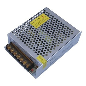 FL-PS SLV12500 Pout=500Вт, Uout=12В, Uin=175-240В, IP20, 200x99x50мм, 680г - метал. трансформатор
