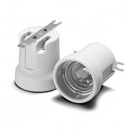 62025 VS Патрон Е27 на планке электрофарфор газоразрядные лампы 210°
