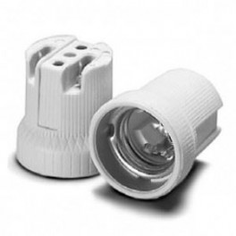 62050 VS Патрон Е27 электрофарфор газоразрядные лампы 270°