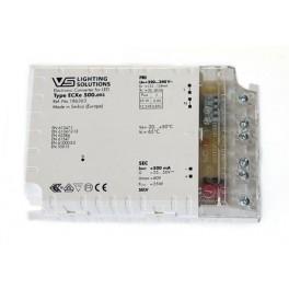 VS ECXe 500.093 25-50V/25w 123x80x31мм - драйвер для светодиодов