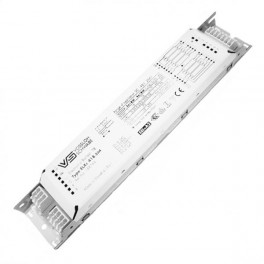 VS ELXc 418.204 (T8 3x/4x18W) 230x40x28 - ЭПРА