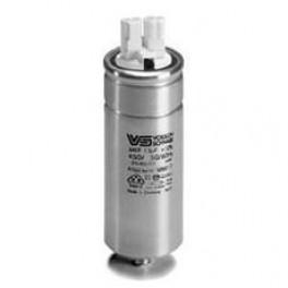 WTB 32 мкФ ±5% 250V d45 l90 M8x10 (Алюм. корпус/Wago/-40C...+85C) Конденсатор
