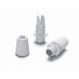 09607 VS фиксатор кабеля пластиковый черный М10x1