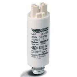 WTB 10 мкФ ±5% 250V d30 l70 M8x10 (Пласт. корпус/Wago/-40C...+85C) Конденсатор