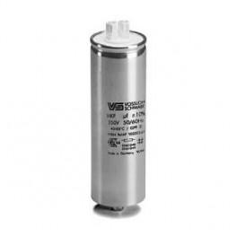 WTB 45 мкФ ±5% 250V d50 l95 M8x10 (Пласт. корпус/Проводники 250мм/-25С...+85С) Конденсатор