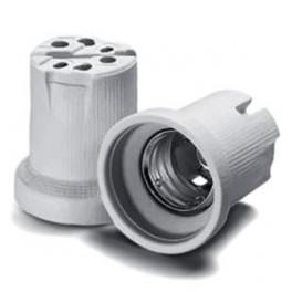 12801 VS E40 5kV фарфор стальная резьба антивыкручивание 270°