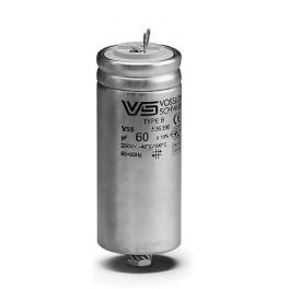 VS 50µF VS40 420V TYP B WTB M12x12 (Алюм. корпус/Wago/-40С...+100C) Конденсатор