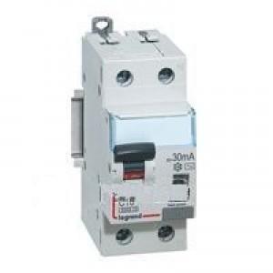 Выключатель авт. диф. тока 1п+N 2мод. C 16А 30мА тип A 6/10кА DX3 Leg