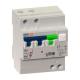 Выключатель авт. диф. тока 2п C 50А 100мА тип A OptiDin VD63 УХЛ4 КЭАЗ