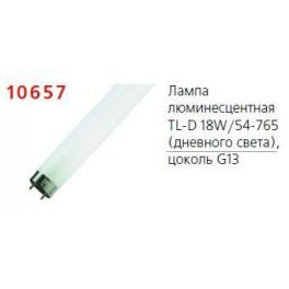 Лампа люминесцентная TL-D 18Вт/54-765 G13 T8 Philips / 872790081578800